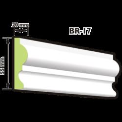 BR-17 Keretező díszléc (200cm)