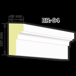 BR-04 Kültéri díszléc (125cm)