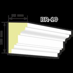BR-10 Kültéri díszléc (125cm)