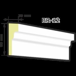 BR-12 Kültéri díszléc (125cm)