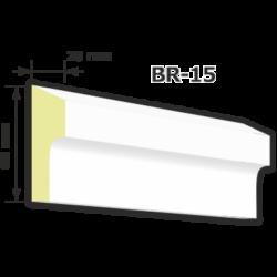 BR-15 Kültéri díszléc (125cm)