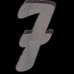 """""""7"""" házszám"""