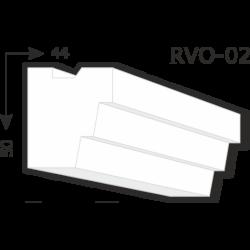 RVO-02 Rejtett világítás (200cm)