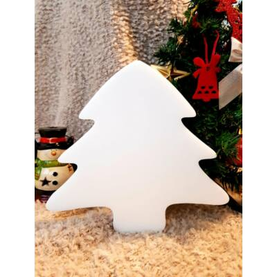 Karácsonyi dekoráció - fenyőfa