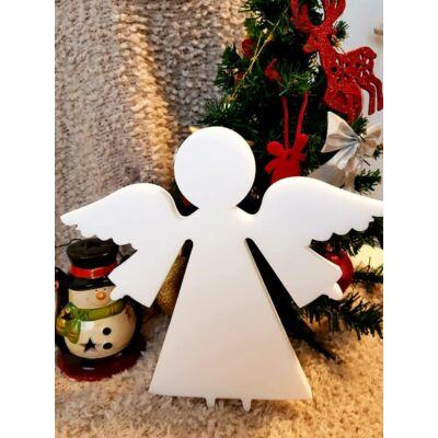 Karácsonyi dekoráció - Angyalka