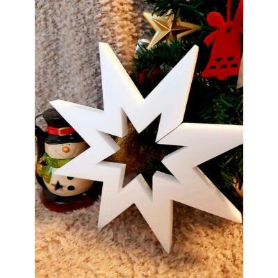 Karácsonyi dekoráció - Csillag I.