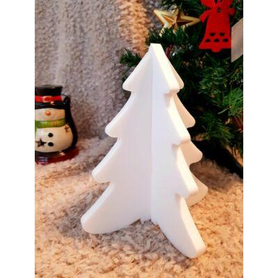 Karácsonyi dekoráció - 3D karácsonyfa