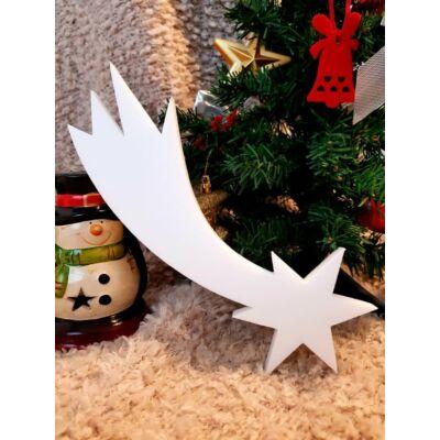Karácsonyi dekoráció - Hullócsillag