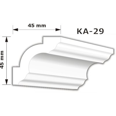 KA-29 Beltéri díszléc (200cm)