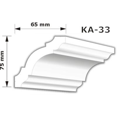 KA-33 Beltéri díszléc (200cm)