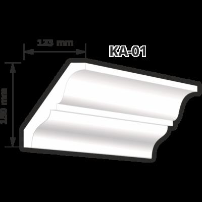 KA-01 Beltéri díszléc (200cm)