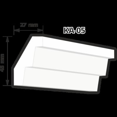 KA-05 Beltéri díszléc (200cm)