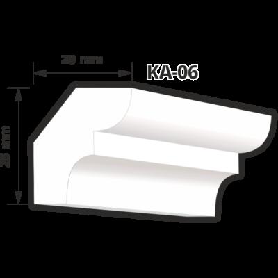 KA-06 Beltéri díszléc (200cm)