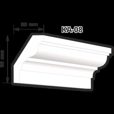 KA-08 Beltéri díszléc (200cm)