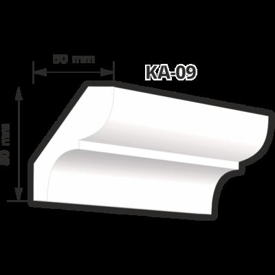 KA-09 Beltéri díszléc (200cm)