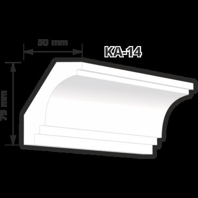 KA-14 Beltéri díszléc (200cm)