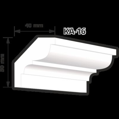 KA-16 Beltéri díszléc (200cm)