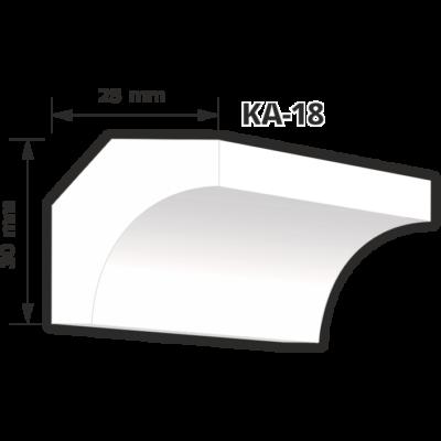 KA-18 Beltéri díszléc (200cm)