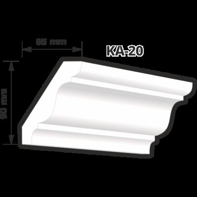KA-20 Beltéri díszléc (200cm)