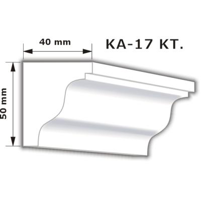 KA-17 Karnistakaró díszléc (200cm)