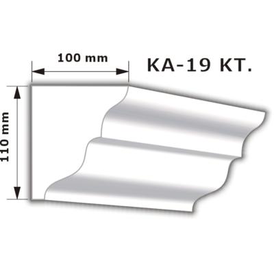 KA-19 Karnistakaró díszléc (200cm)