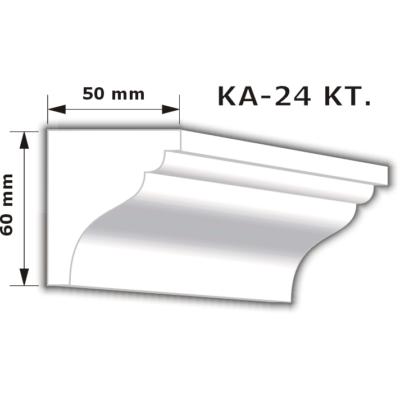 KA-24 Karnistakaró díszléc (200cm)