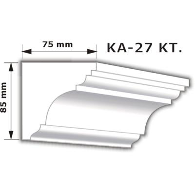 KA-27 Karnistakaró díszléc (200cm)