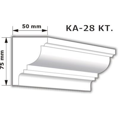KA-28 Karnistakaró díszléc (200cm)