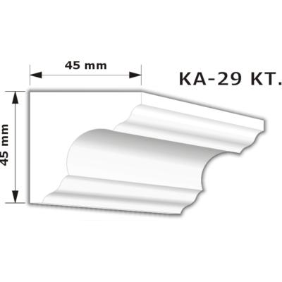 KA-29 Karnistakaró díszléc (200cm)