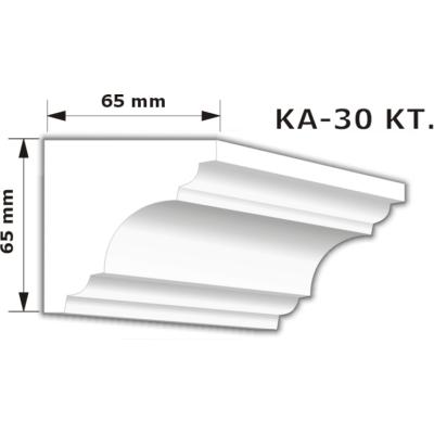 KA-30 Karnistakaró díszléc (200cm)