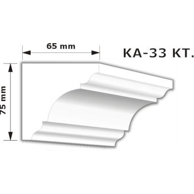 KA-33 Karnistakaró díszléc (200cm)