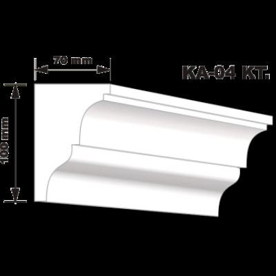 KA-04 Karnistakaró díszléc (200cm)
