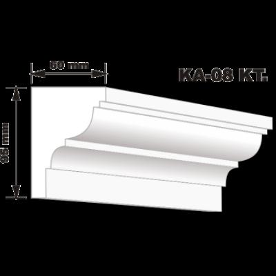 KA-08 Karnistakaró díszléc (200cm)
