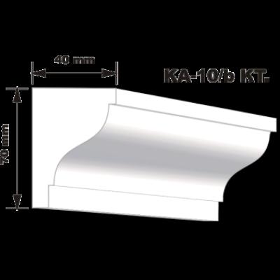 KA-10/b Karnistakaró díszléc (200cm)