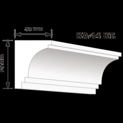 KA-14 Karnistakaró díszléc (200cm)