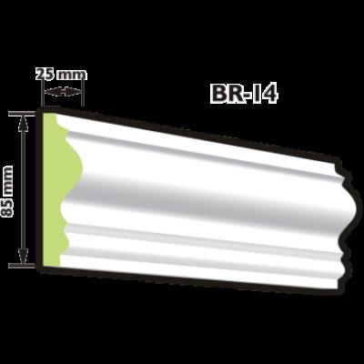 BR-14 Keretező díszléc (200cm)