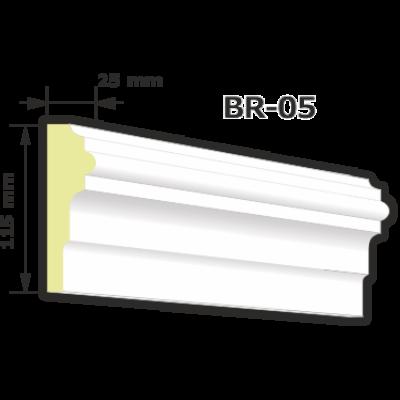BR-05 Kültéri díszléc (125cm)