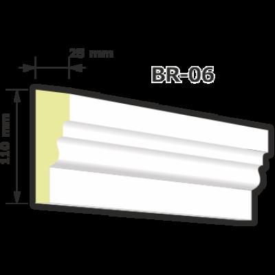 BR-06 Kültéri díszléc (125cm)
