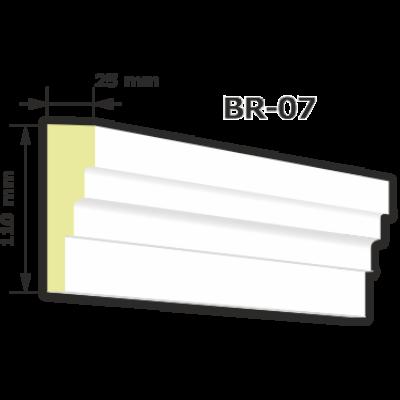 BR-07 Kültéri díszléc (125cm)