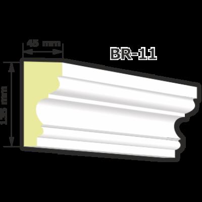 BR-11 rászabott ékkő