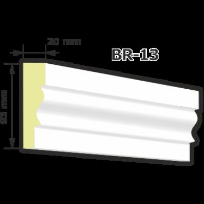 BR-13 Kültéri díszléc (125cm)