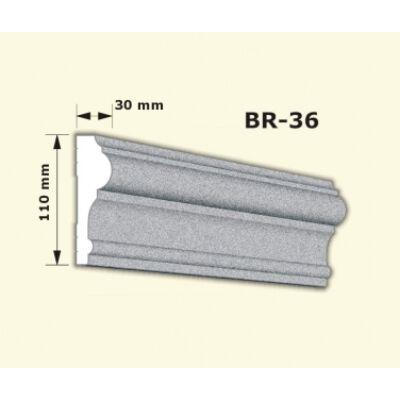 BR-36 rászabott ékkő
