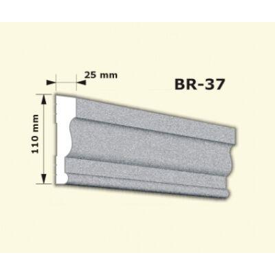 BR-37 rászabott ékkő