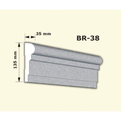 BR-38 rászabott ékkő