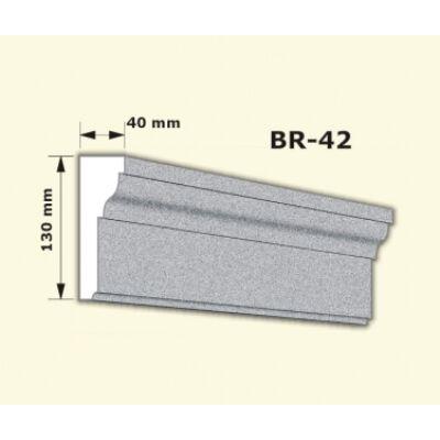 BR-42 rászabott ékkő
