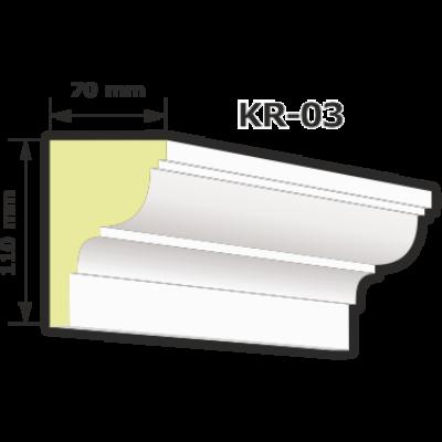 KR-03 rászabott ékkő