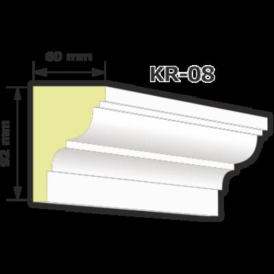KR-08 rászabott ékkő