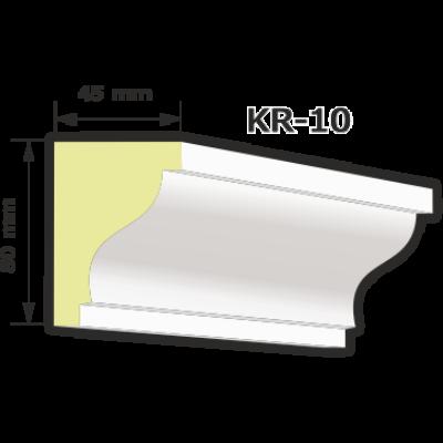 KR-10 rászabott ékkő