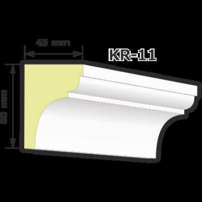 KR-11 Kültéri díszléc (125cm)