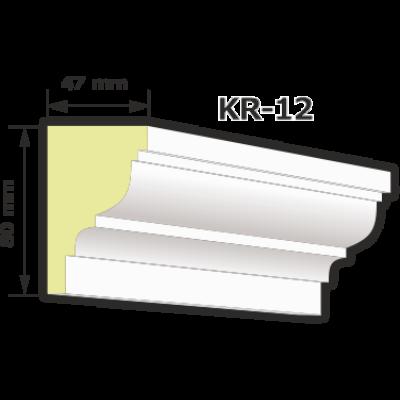 KR-12 Kültéri díszléc (125cm)